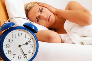 Классификация причин нарушения сна