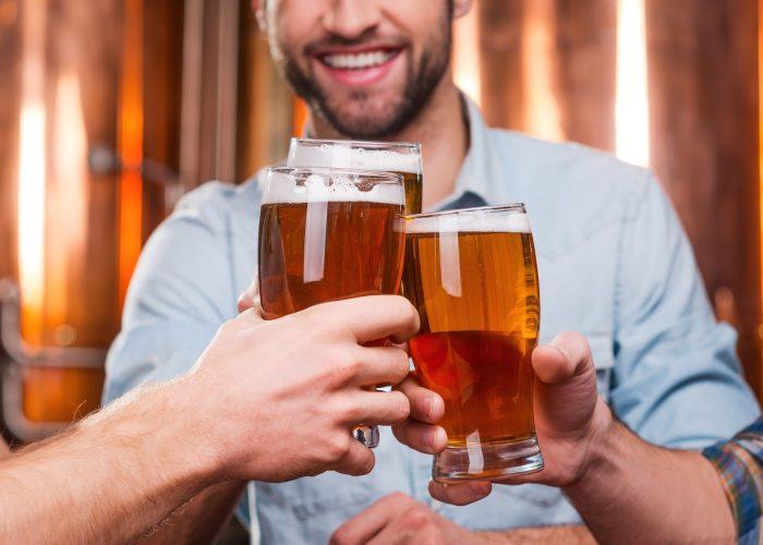 Количества и крепости выпитого