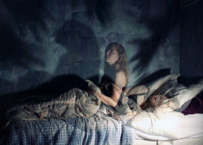 Кошмарные сны;