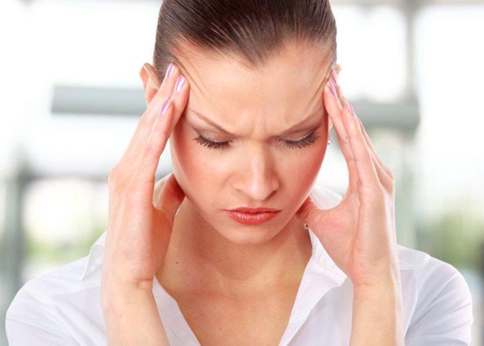 Мигренозные боли