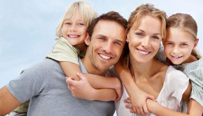 Налаживаются взаимоотношения с семьей