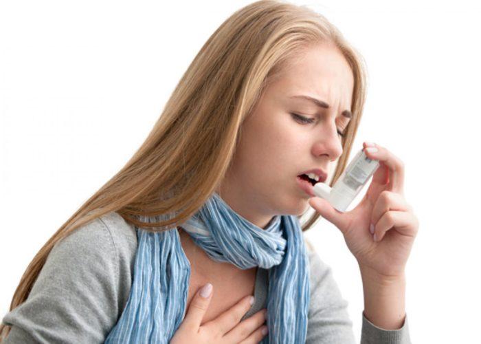 Наличие астмы