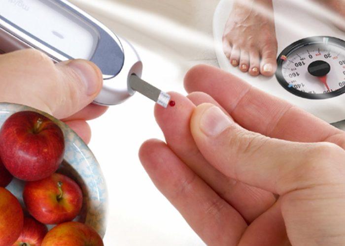 Наличие сахарного диабета