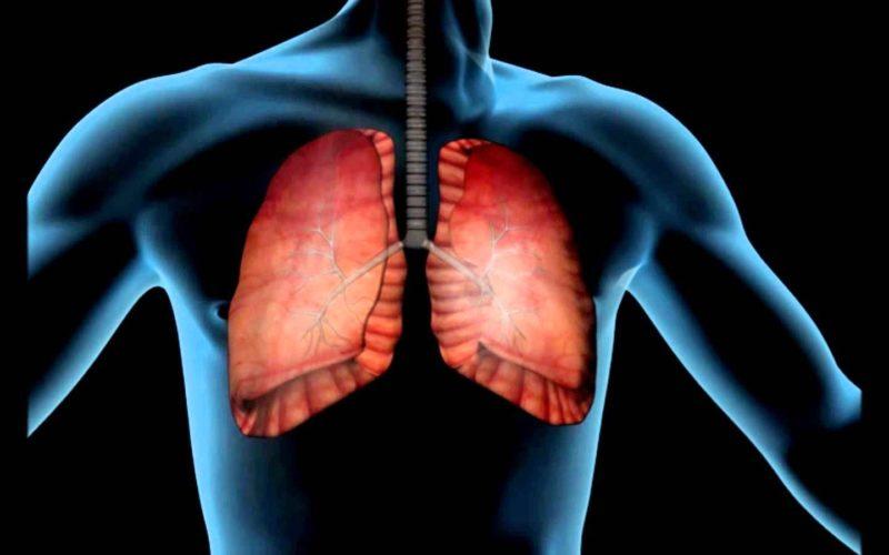 Нарушение работы органов дыхания