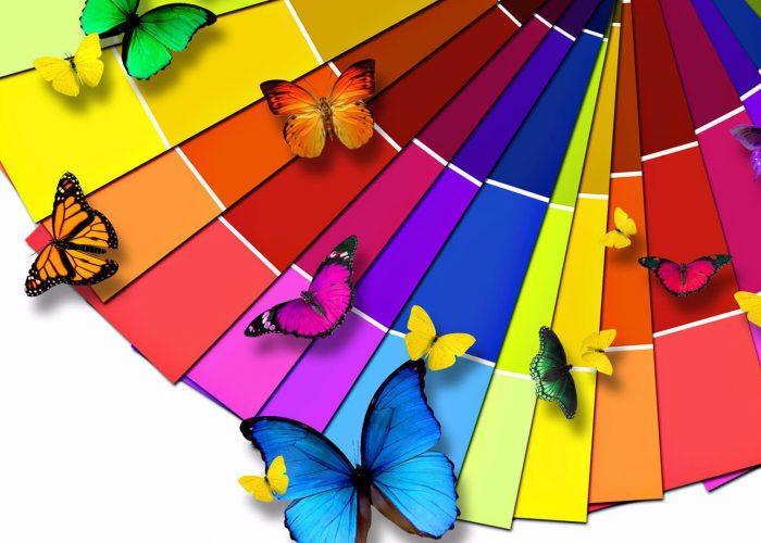 Нарушение восприятия цветовой гаммы