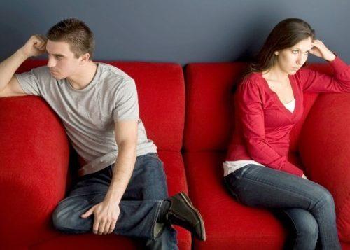Не стоит угрожать мужу своим уходом