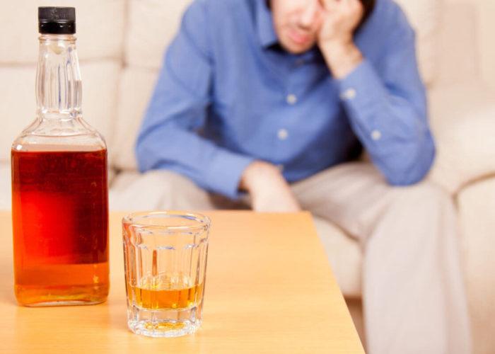 Не употреблять спиртное натощак