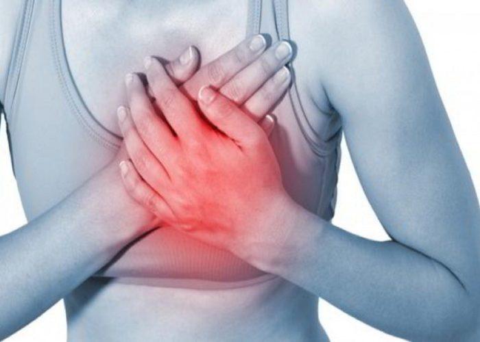 Неприятный дискомфорт в грудине