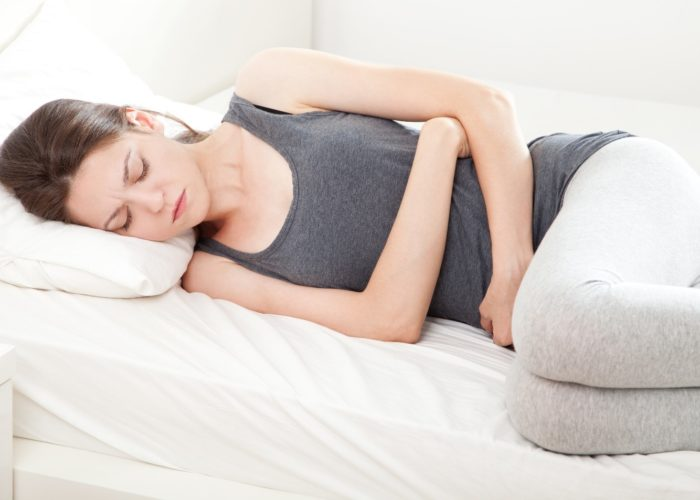 Облегчение болей, возникающих во время менструации