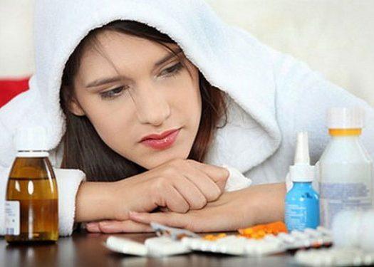 Обострение хронических болезней