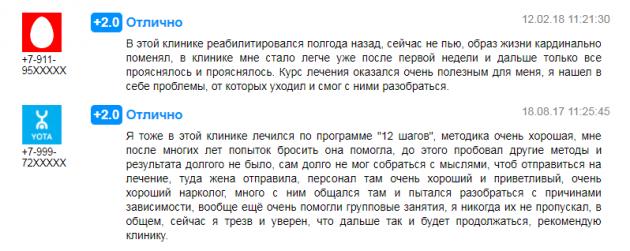 Отзвыв о клинике «Эдельвейс» в Москве - prodoctorov.ru