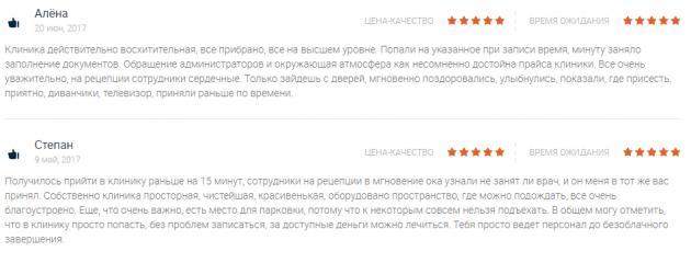 Отзвыв о клинике «ФриЛайф» в Москве - ru.doc.guru
