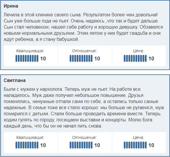Отзвыв о клиннике Альянс КРК в Москве - www.doctorfm.ru