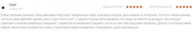 Отзвыв о нарко клиннике Двенадцатый Шаг в Самаре - ru.doc.guru
