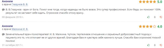 Отзыв о клиннике Горизонт в Нижнем Новгороде - doctu.ru