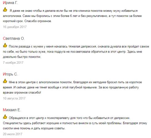 Отзыв о клиннике Горизонт в Воронеже - yandex.ua