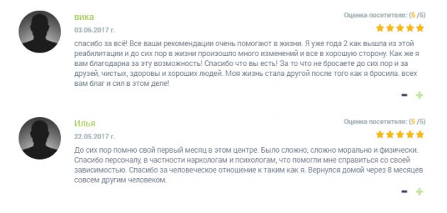 Отзывы о клинике «Ориентир» в Краснодаре - narko-kliniki.ru