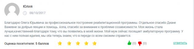 Отзывы о клинике «Решение» в Омске - clinic-top.ru