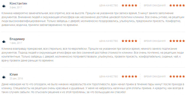 Отзывы о центр Лион-Мед в Воронеже
