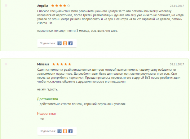 Отзывы пациентов о нарко клинике «Решение» в Горно-Алтайске - otzyvov.net