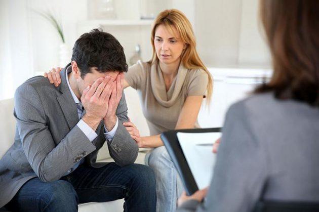 Первая психологическая помощь