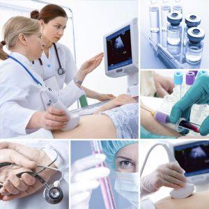 Полное обследование и диагностика пациента