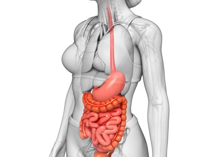Попадание инородного тела в пищево
