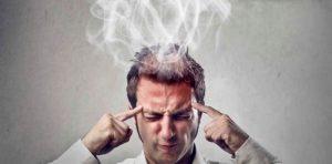 Потеря самоконтроля и памяти