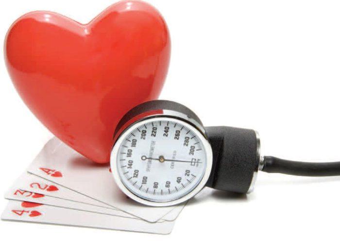 Повышение артериальных величин