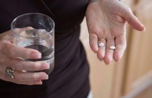 Препарат нельзя применять совместно с алкоголем