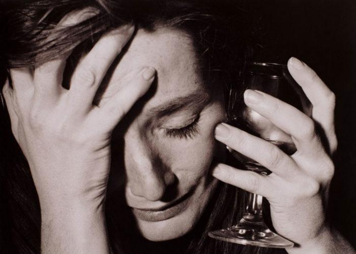 При алкогольной зависимости