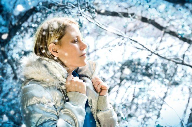 Прогулка на морозе может навредить в период отрезвления