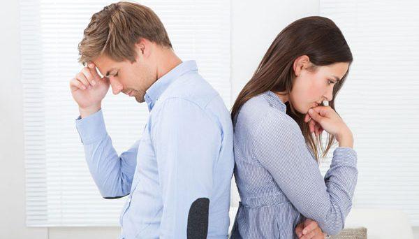 Разочарование в супруге