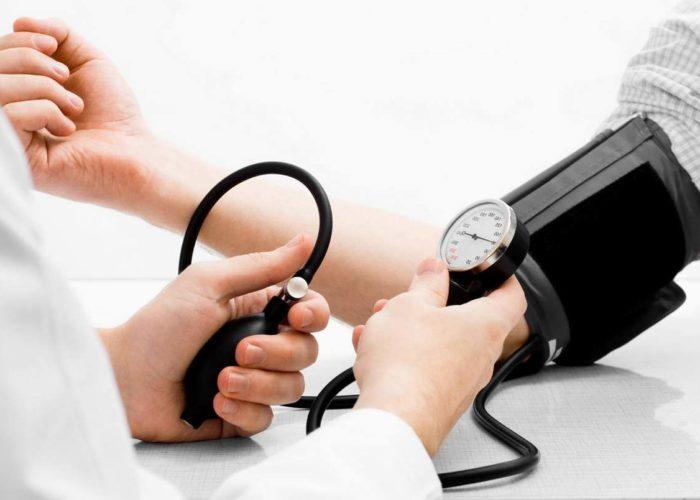 Резкое снижение показателей артериального давления
