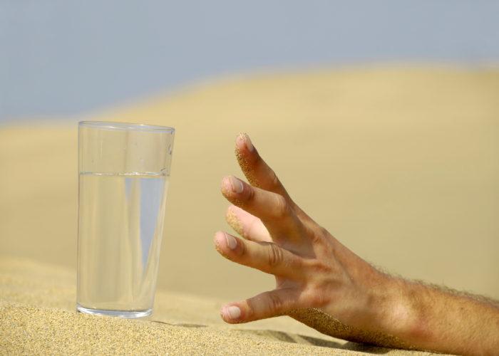 Сильная жажда