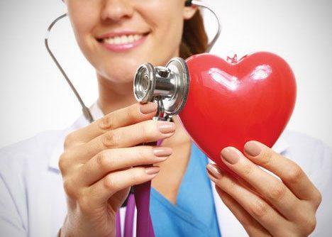 Сильное повышение артериального давления