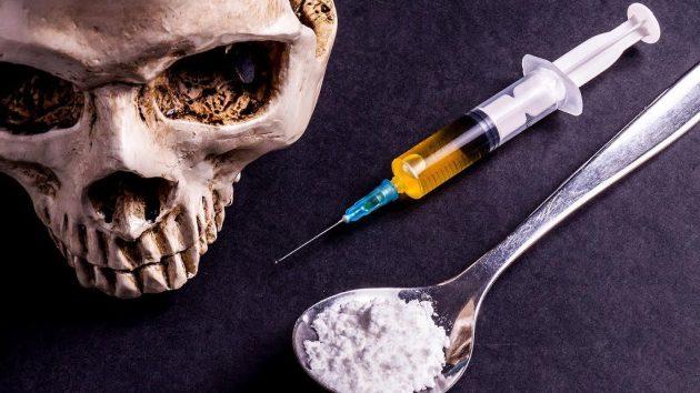 Симптомы употребления наркотика