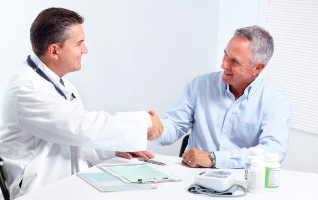 Согласие самих пациентов на лечение