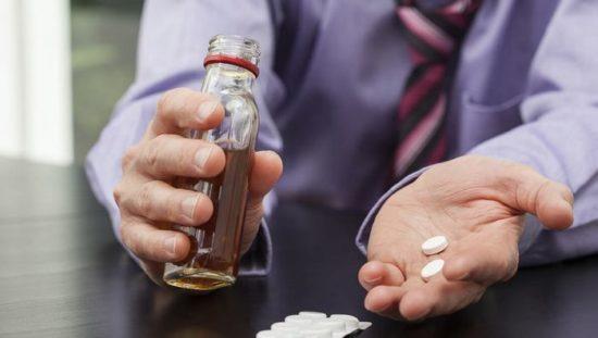 Как снять запой медикаментами