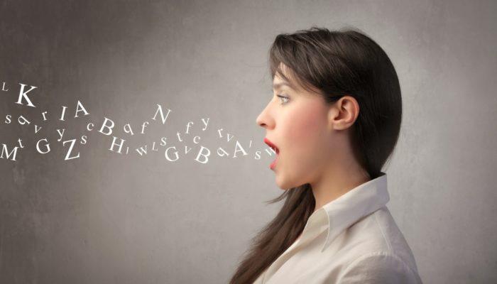 Теряется возможность нормально и внятно говорить