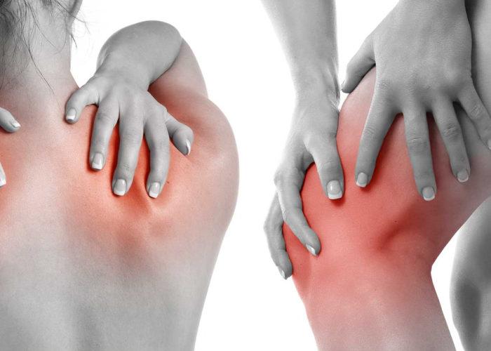 Травмы мышц и суставов