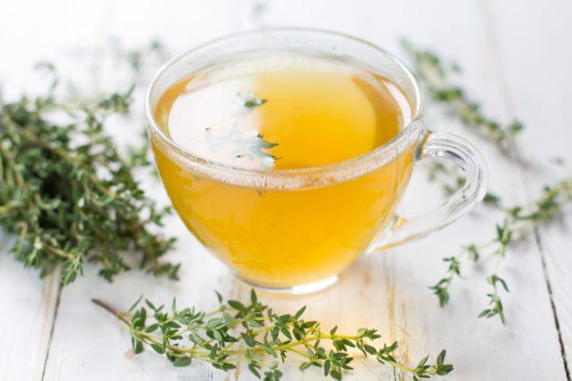 Травяные чаи с мочегонным эффектом