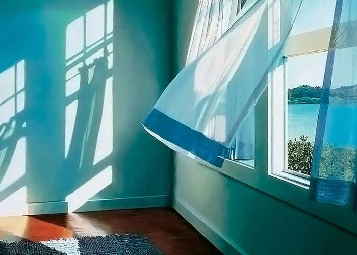 Тщательно проветрить комнату