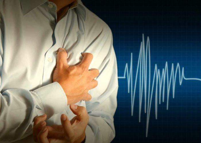 Учащение ритма сердца