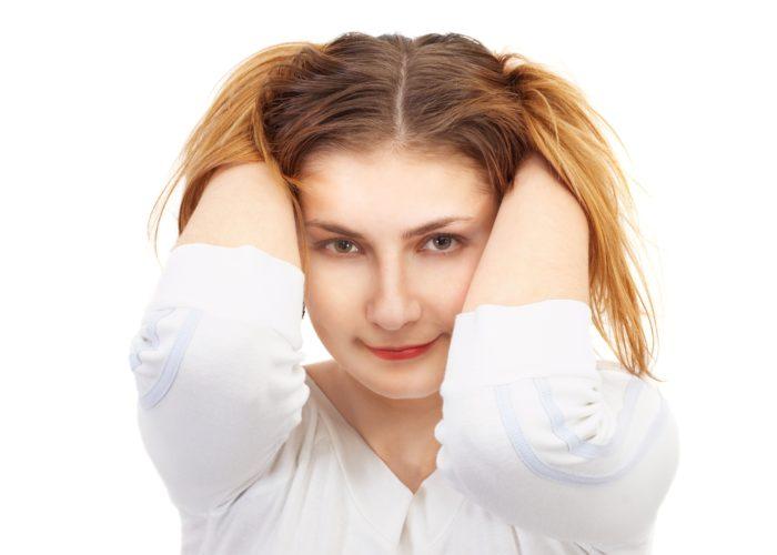 Уменьшают жирность кожи головы