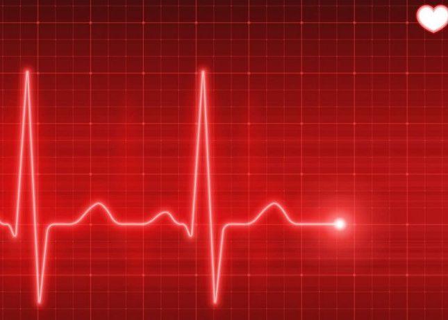 Ускорение сердечного ритма