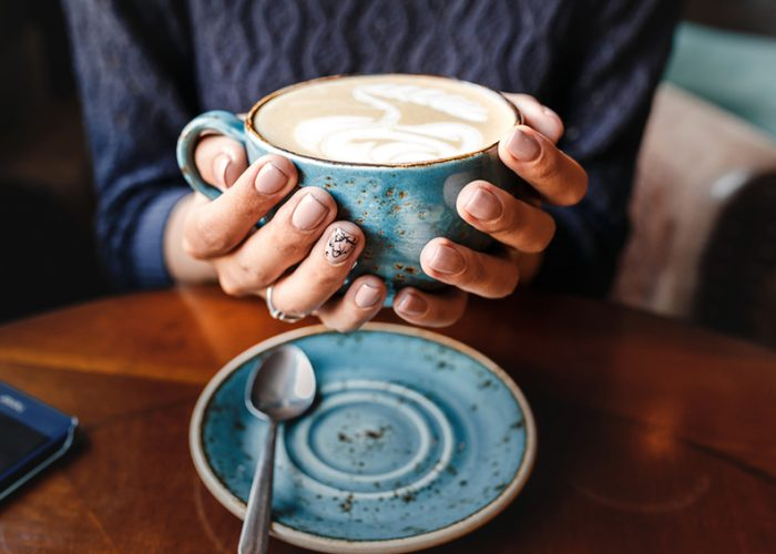 В течение пяти часов после подобного напитка нельзя употреблять кофе