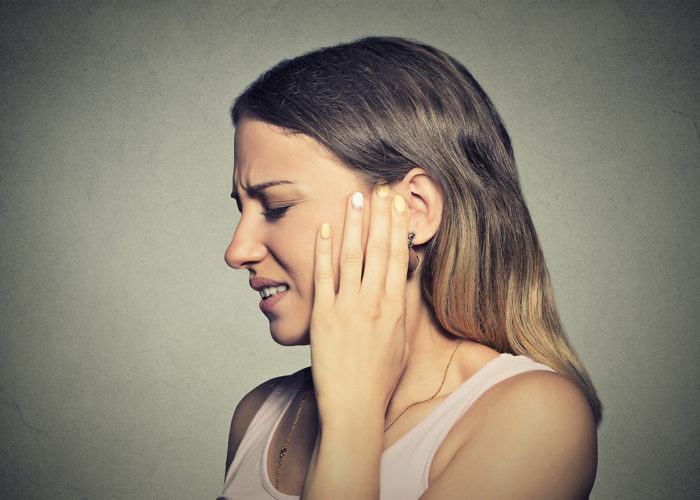 Воспалений среднего уха