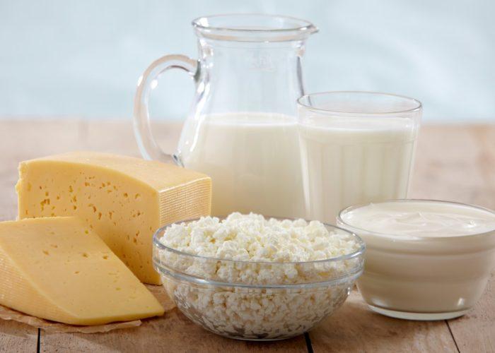 Ввести в рацион молочные и кисломолочные продукты