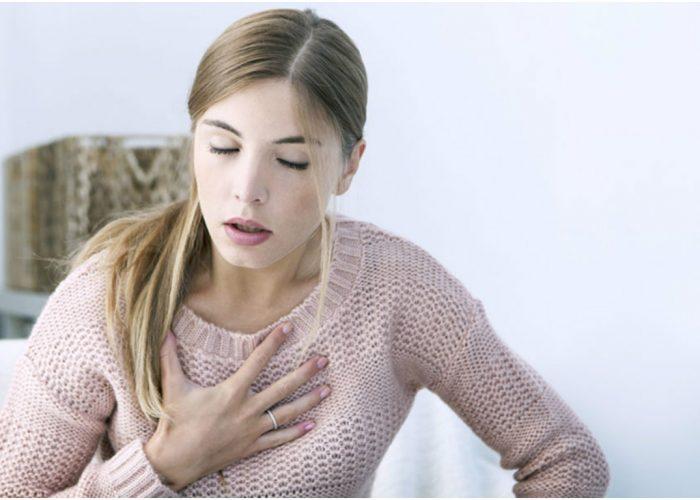 Затруднённое дыхание у наркоманов